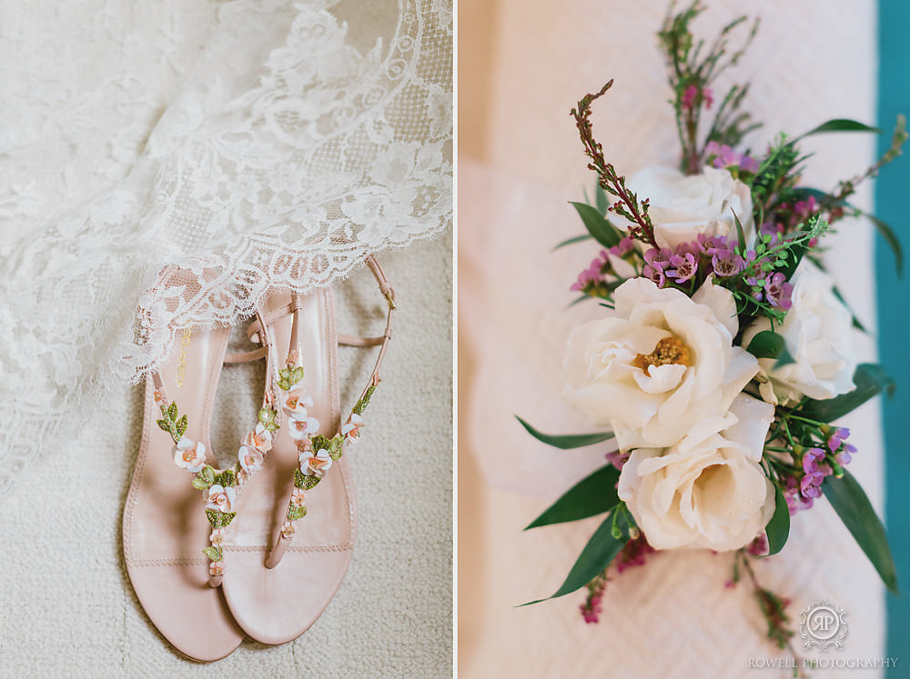 dsquared wedding shoes muskoka weddings