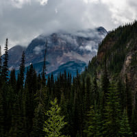 canadian rockie mountains