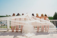 Muskoka Wedding Windermere House bridal party photos6