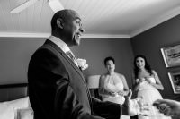 Muskoka Wedding Windermere House emotional moments9
