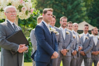 Muskoka Wedding Windermere House outdoor ceremony8