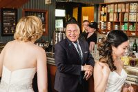 Toronto Wedding Balzac's Distillery District43