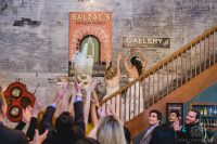 Toronto Wedding Balzac's Distillery District47
